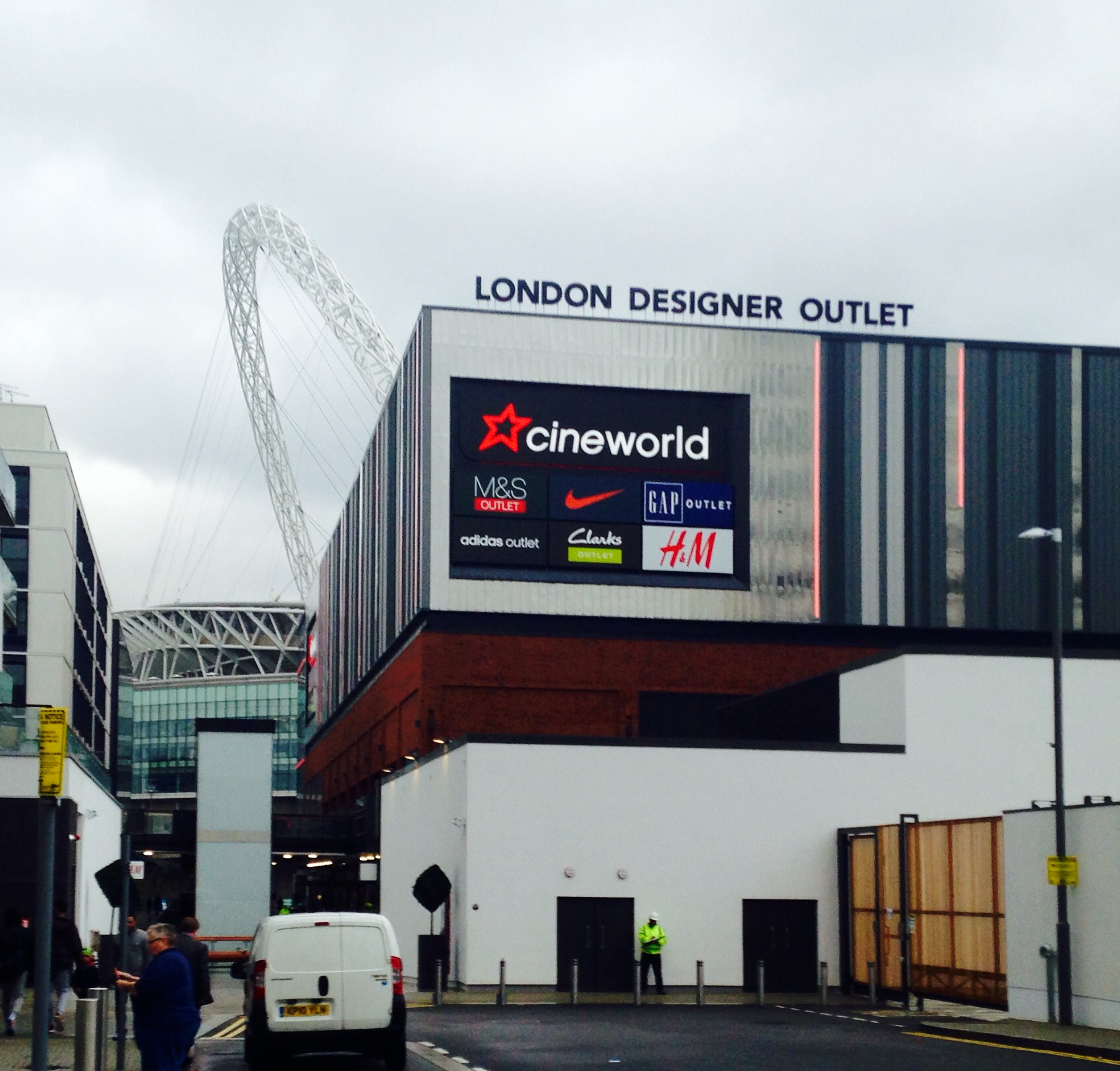 The London Designer Outlet's Musical Talent Search is seeking to find an official busking group at a new retail complex in Wembley Park