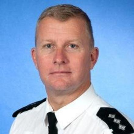 Police inspector Andy Fusher warns over car damage