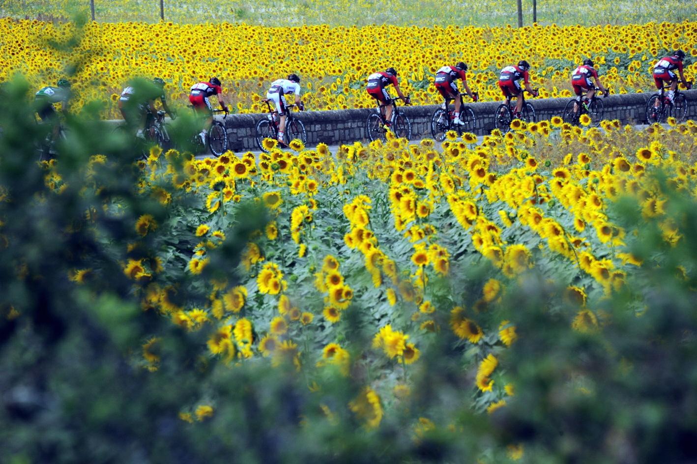 Le Tour de France will pass by the County Hotel in South Woodford on Monday.