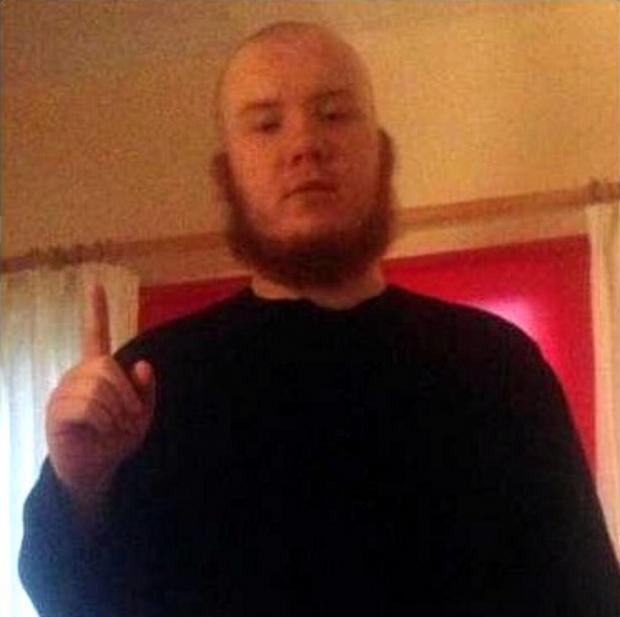 Jordan Horner, 29, of Radbourne Crescent, Walthamstow.