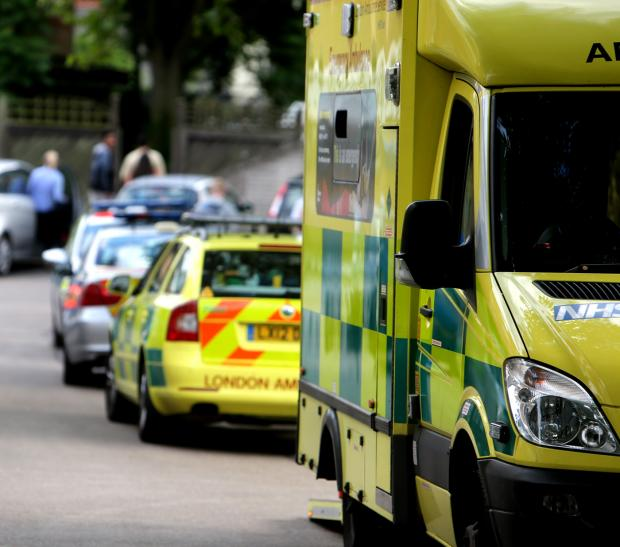 42 year-old pedestrian hit by car 'seriously injured'