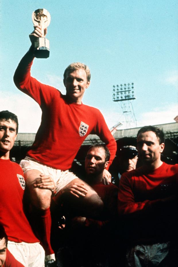 East London and West Essex Guardian Series: Bobby Moore.