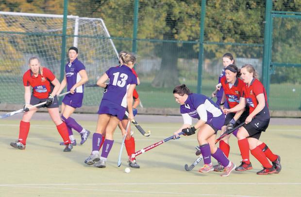 Crostyx ladies extended their lead at the top of the league
