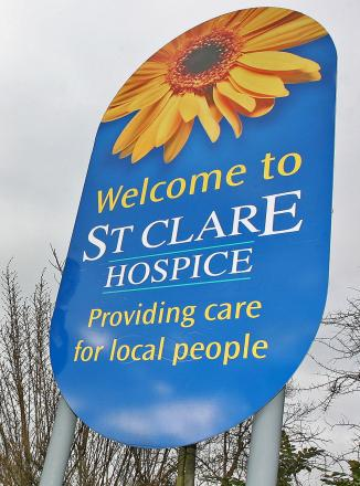 Both events will raise money for St Clare Hospice