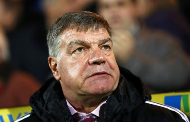 Hammers boss Sam Allardyce: Action Images