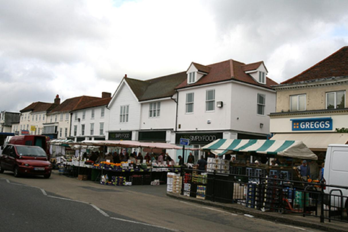Frustrated market traders said they had hoped to be part of the Tour de France when it visits Epping