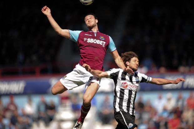 The Hammers are looking to increase their goal threat: Action Images