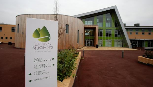 Epping St John's has an average attendance of 94 per cent