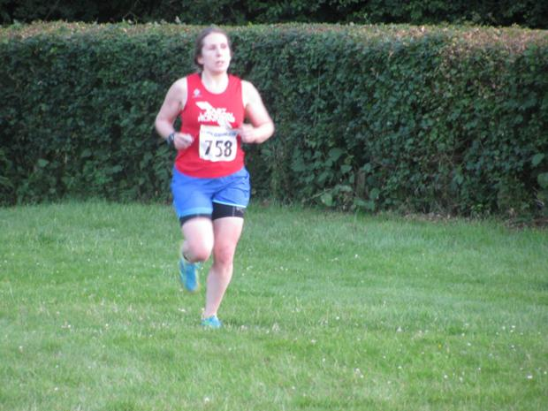 East London and West Essex Guardian Series: East London Runners' Sarah Burns.