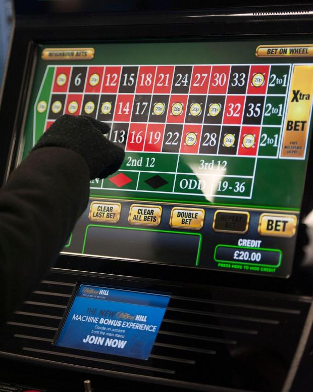 East London and West Essex Guardian Series: Betting shops are allowed up to four machines