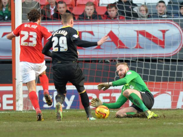 Ben Alnwick has moved to Brisbane Road: Action Images