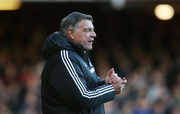 Sam Allardyce is under real pressure as West Ham boss: Action Images