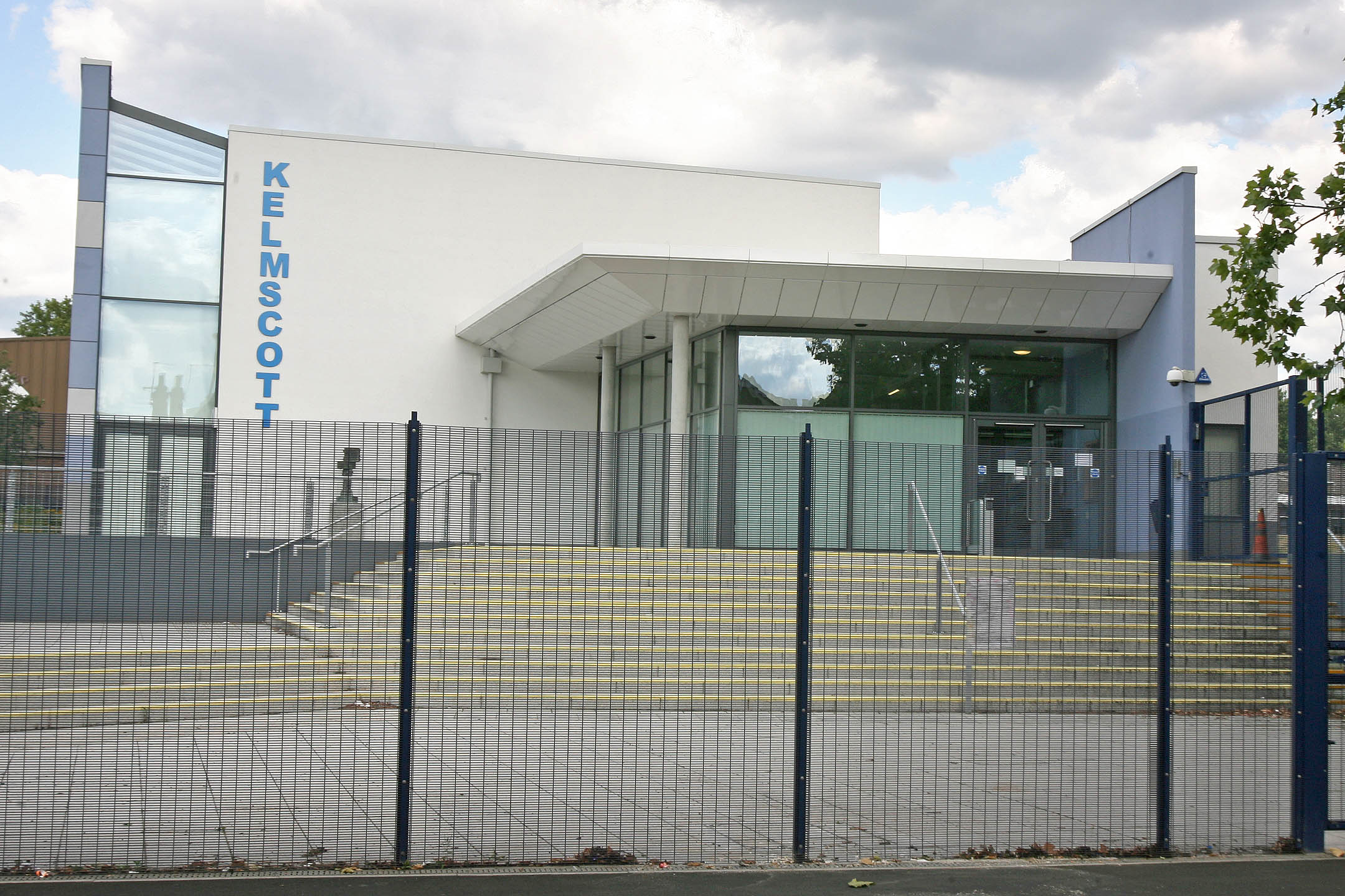 Just 32 per cent of pupils at Kelmscott School in Markhouse Road, Walthamstow, achieved five good GCSEs or above last year