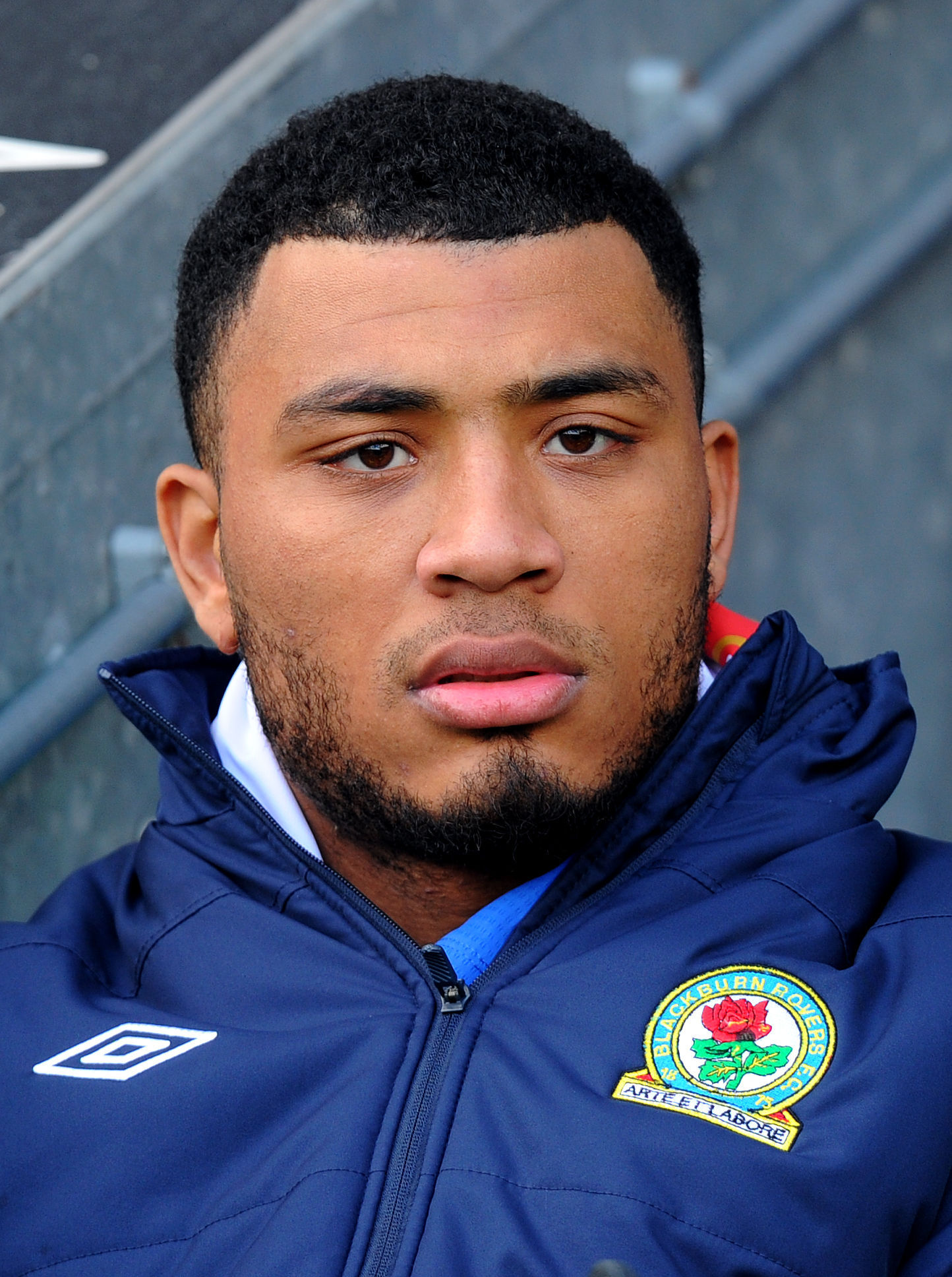 Colin Kazim-Richards was fined £750.