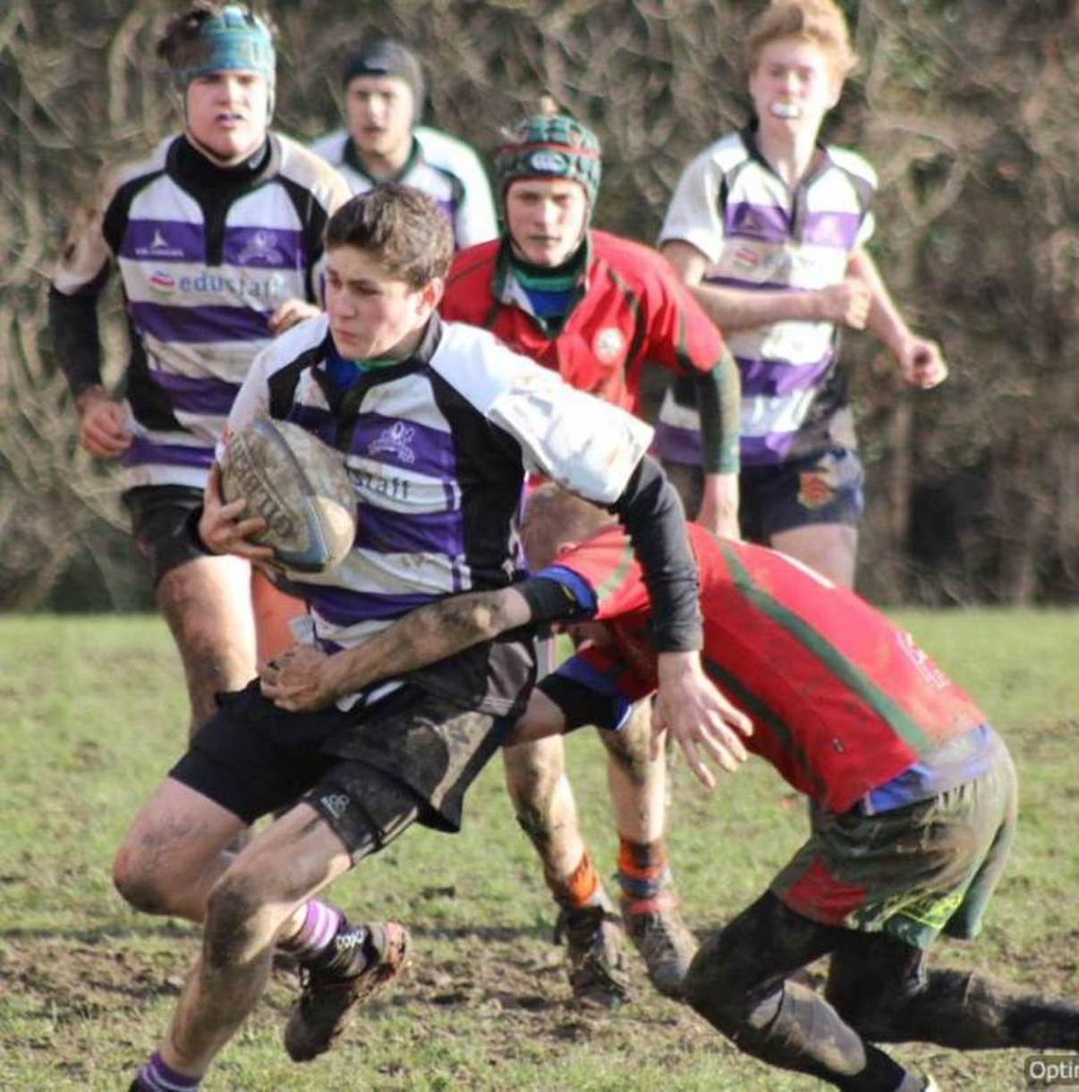 Woodford Under-15s complete double over Harlow