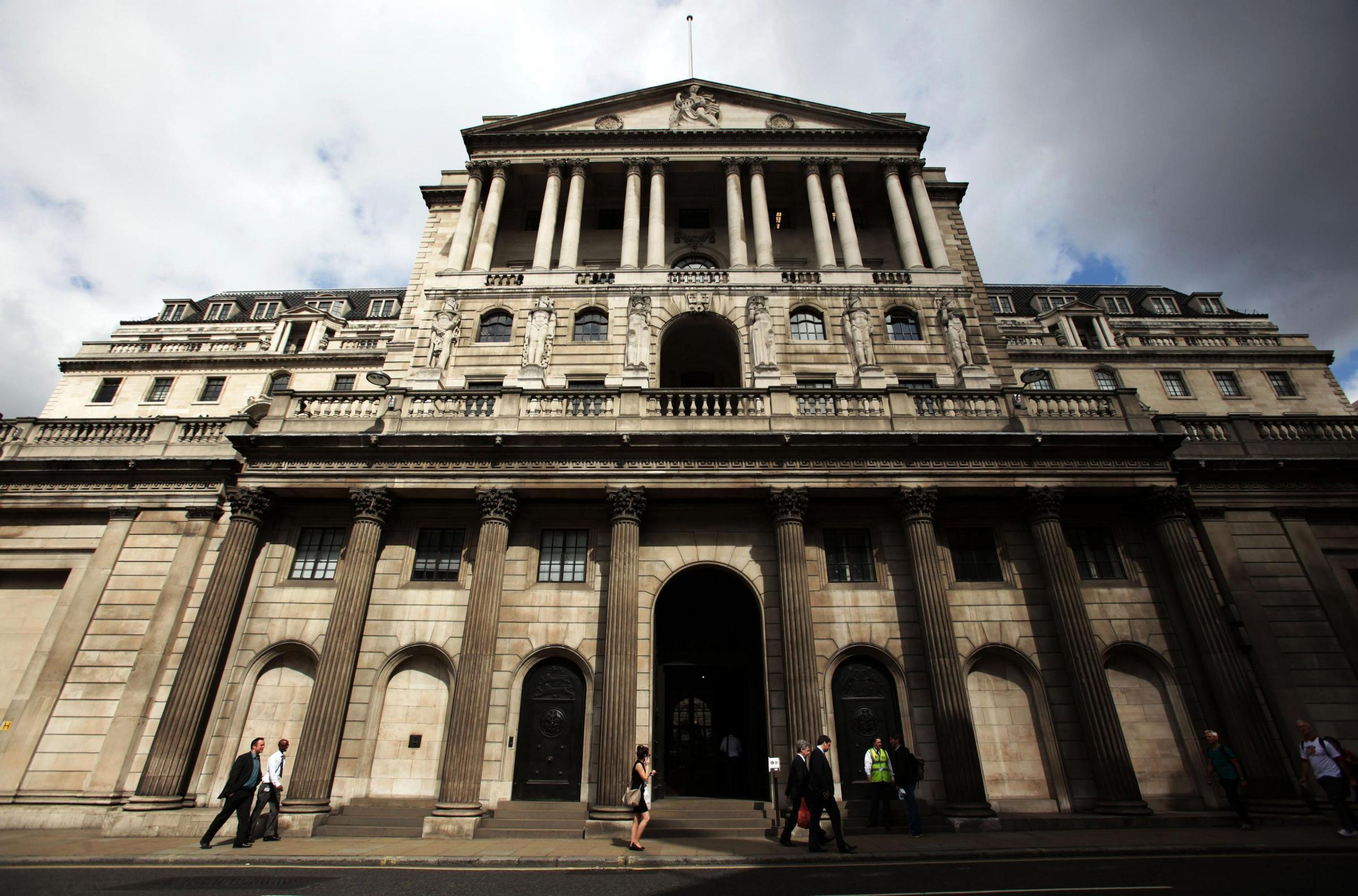 The national final of Target Two Point Zero will take place at the Bank of England