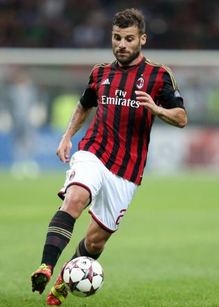AC Milan midfielder Antonio Nocerino. Picture: Action Images