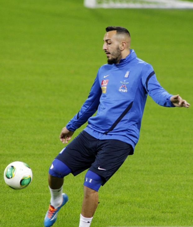 East London and West Essex Guardian Series: Kostas Mitroglou. Picture: Action Images
