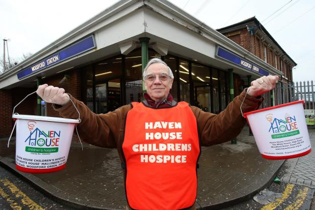 Haven House Children's Hospice in Woodford Green is set to benefit from ITV's Text Santa charity