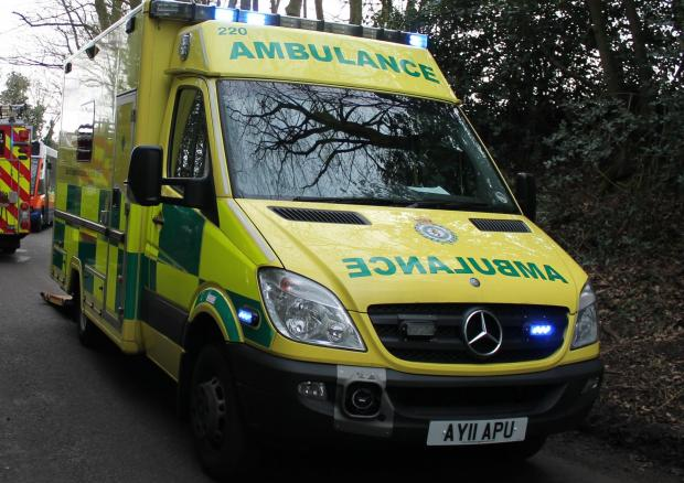 Man sentenced for assaulting ambulance crew