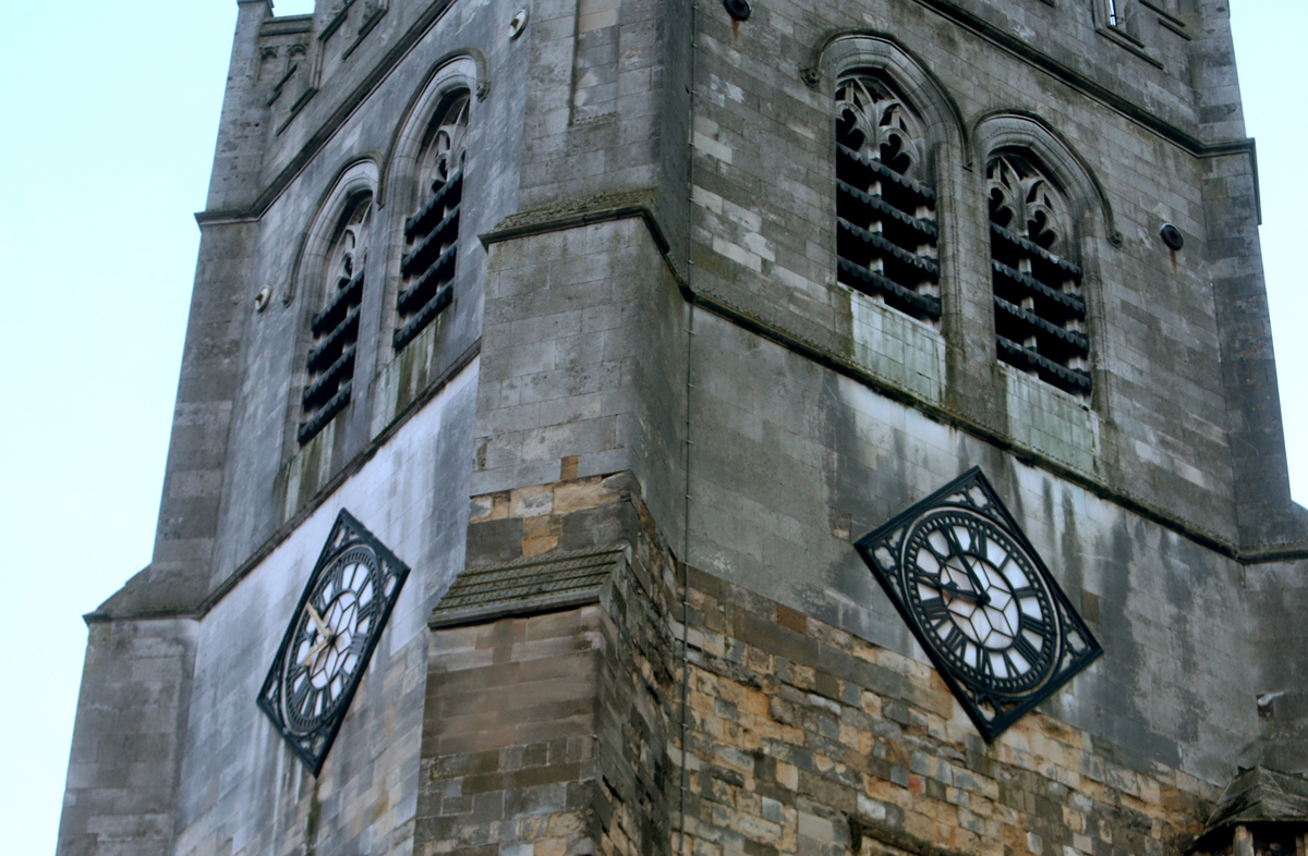 Waltham Abbey Church clock will cost £15,000 to repair