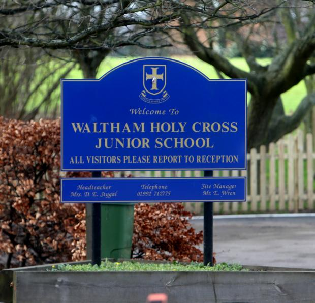 Waltham Holy Cross Junior School is in 'Special Measures'