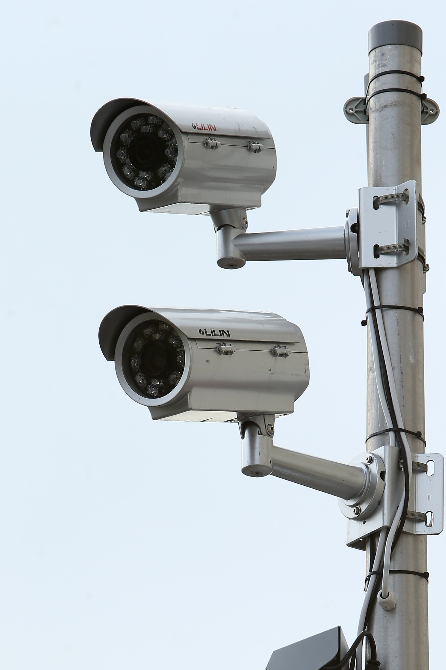 File image. CCTV cameras used for parking contraventions in Redbridge make the authority one of the UK's highest revenue raisers