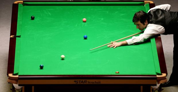 East London and West Essex Guardian Series: In control: Welsh Open winner Ronnie O'Sullivan. Picture: Action Images