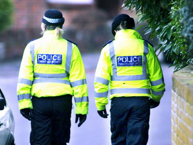 Police and council meeting merger debated