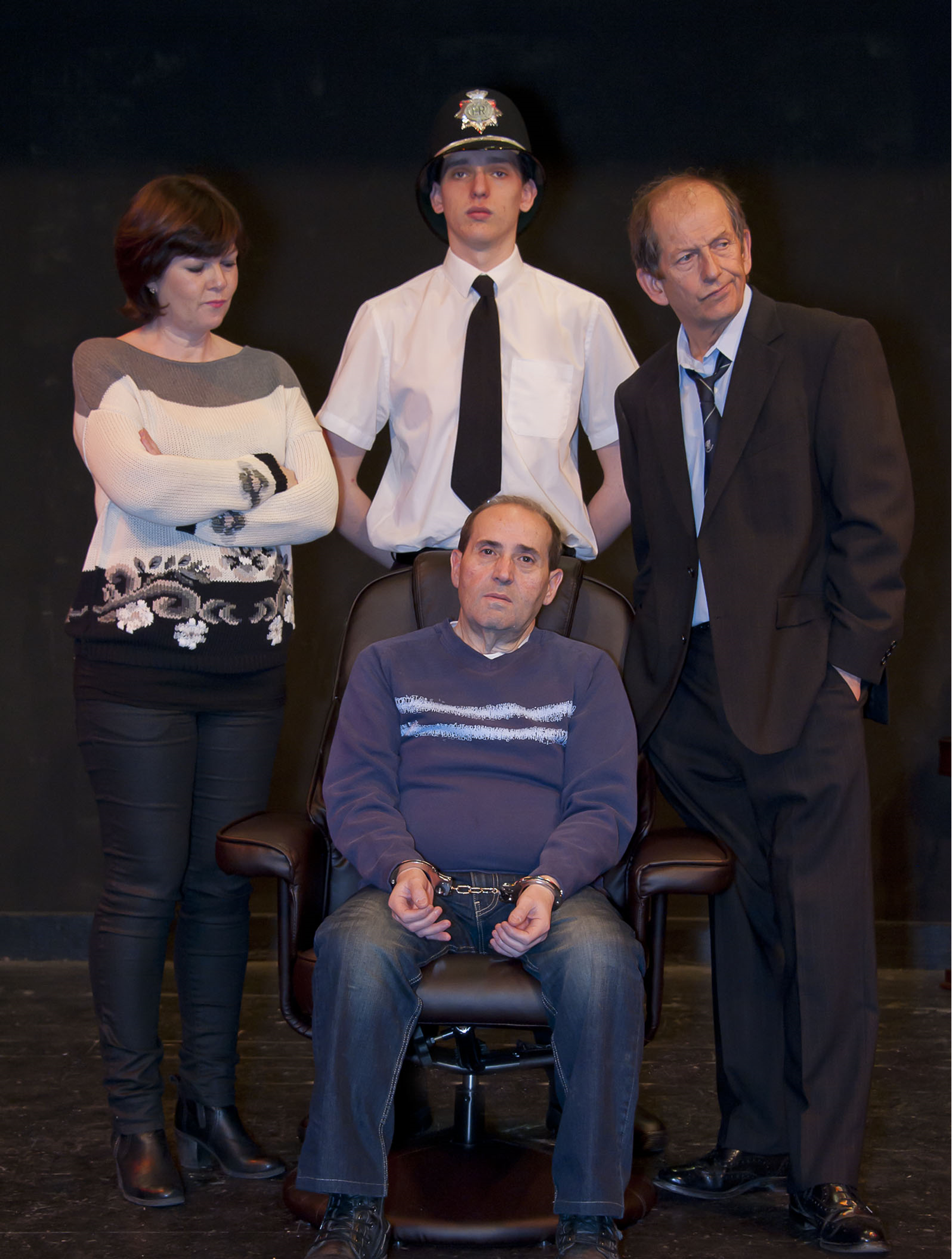 Murder mystery case comes to the stage