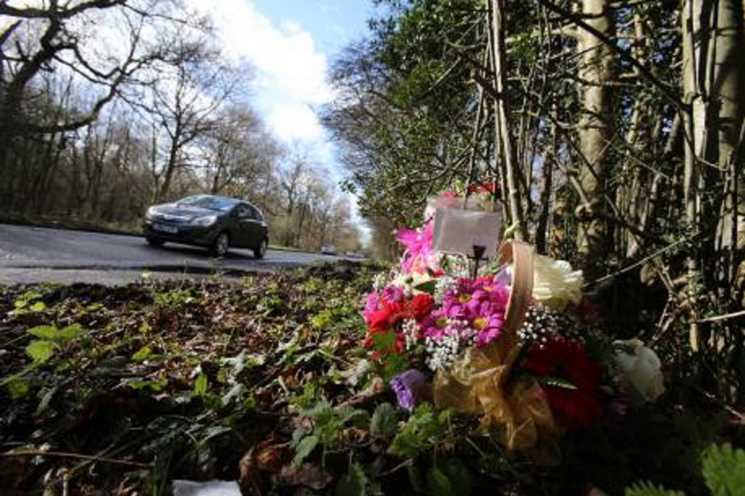 Tributes to Mandeep Padda in Epping New Road