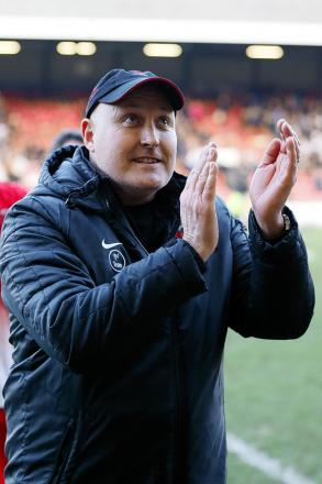 Russell Slade's side will face Peterborough in the play-offs: Simon O'Connor