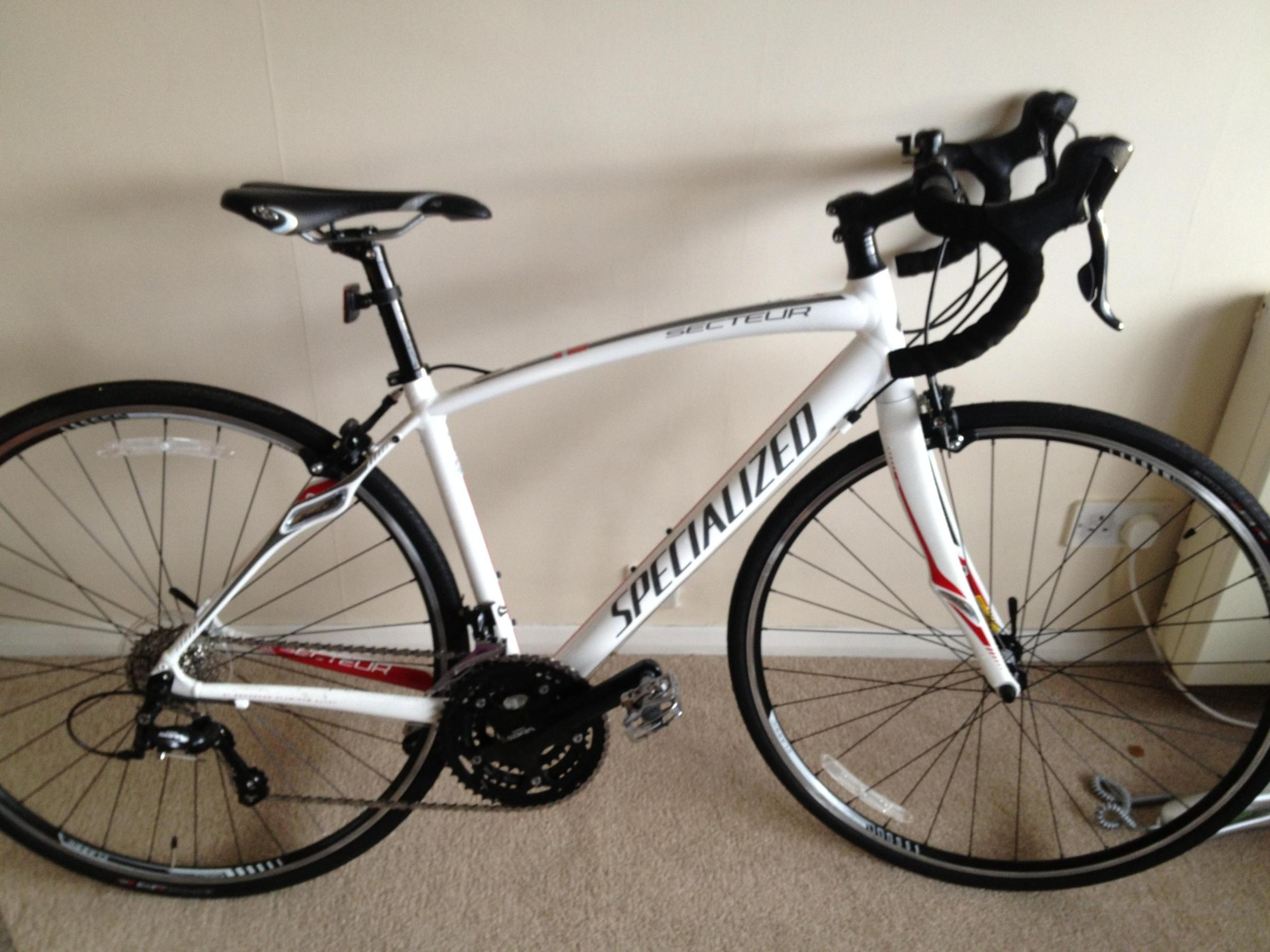 Picture of the bike stolen from Leicester Road, Wanstead