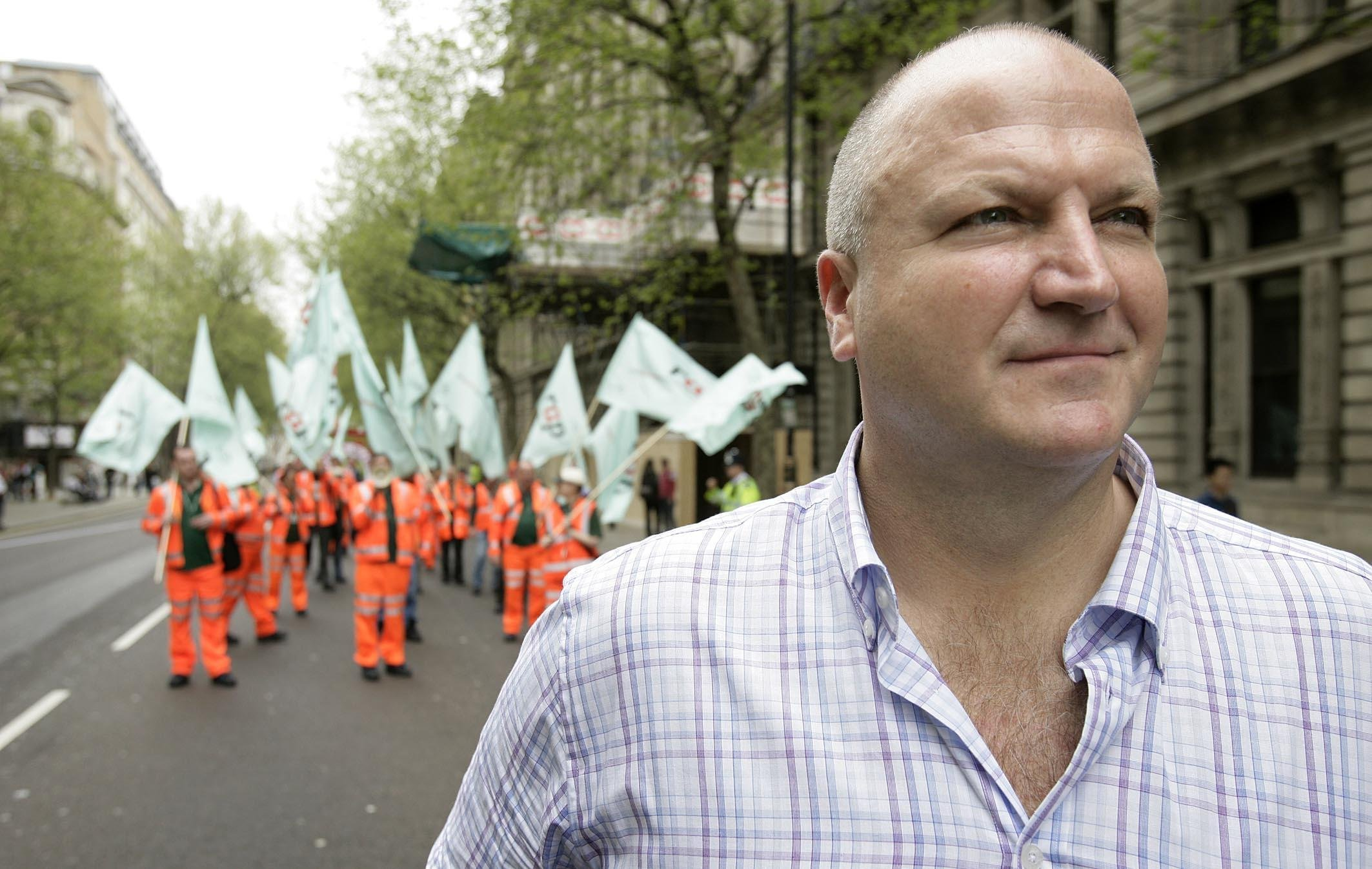 Funeral of Bob Crow to take place today