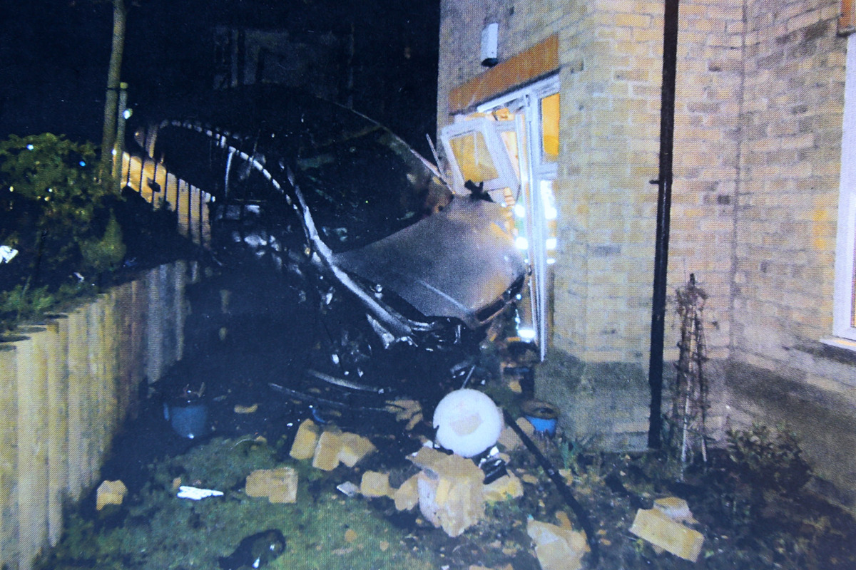 Spate of cars crashing into houses prompts campaign