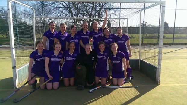 HOCKEY: Crostyx clinch promotion with Blueharts win