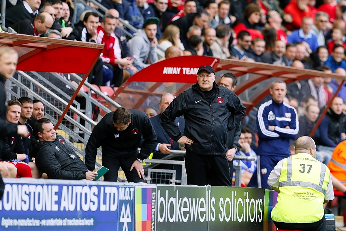 Russell Slade still has faith in the O's automatic promotion hopes: Simon O'Connor