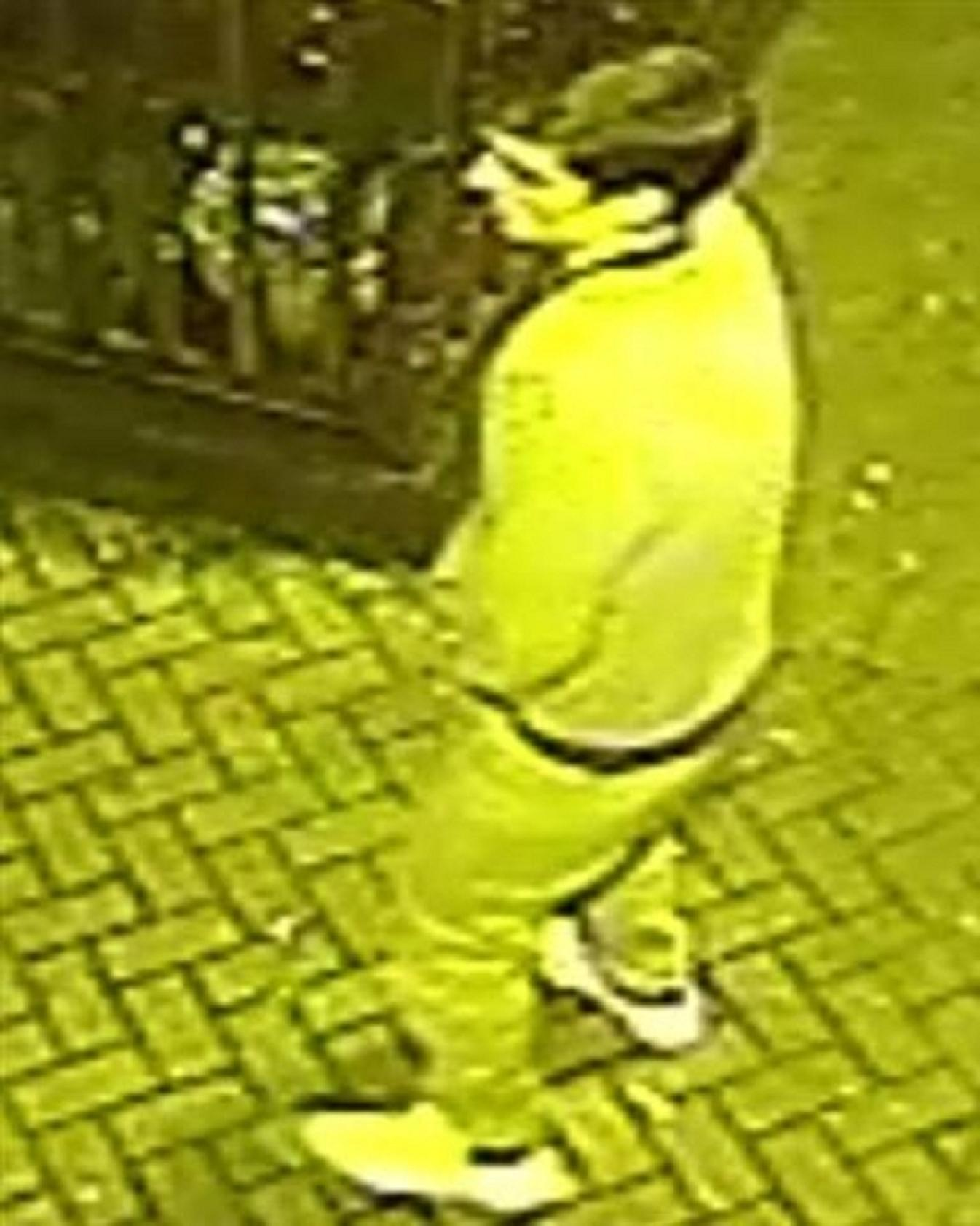 CCTV released in racist attack case
