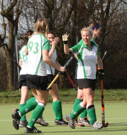 Waltham Forest ladies sealed promotion on Saturday
