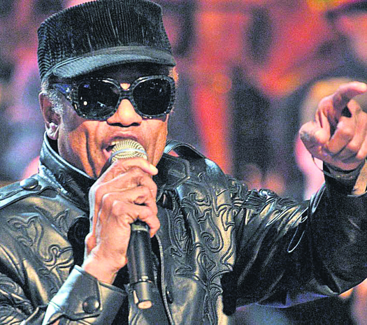 Soul legend Booby Womack has died just weeks ahead of the festival