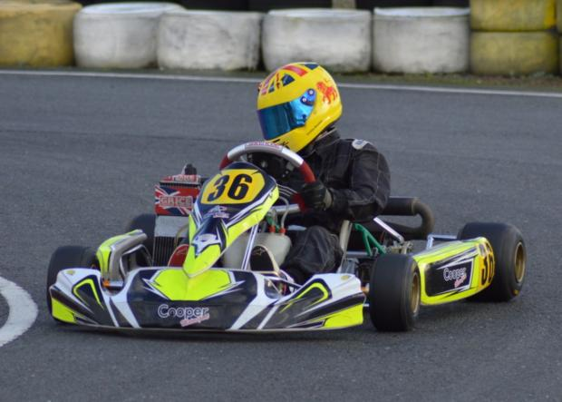 Bearman on pole in Mini Max Stars Championship at Whilton Mill