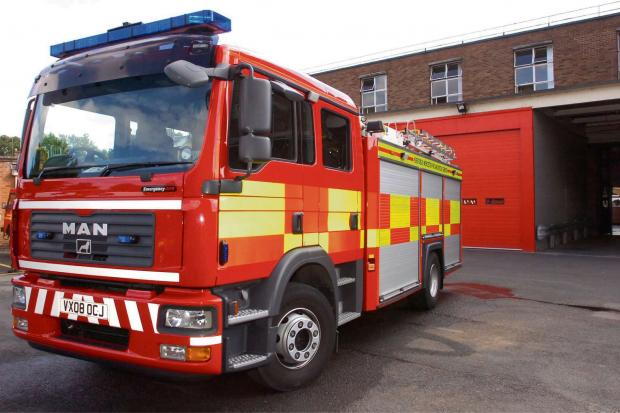 Firefighters to strike over bank holiday weekend