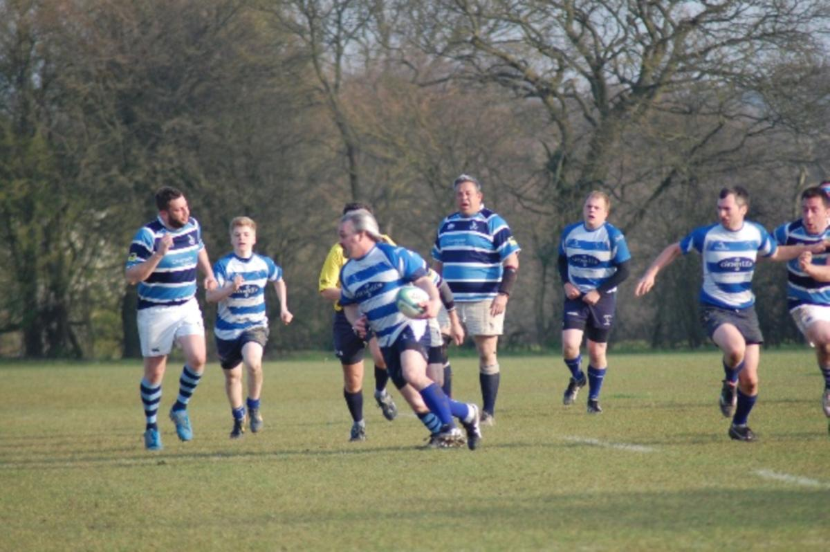 RUGBY: Wanstead 3rd's reach Merit League Plate final