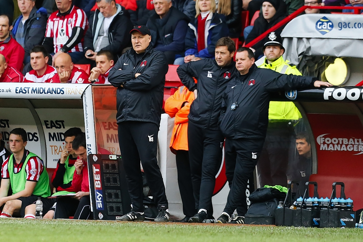 Russell Slade's side have not won for five games: Simon O'Connor