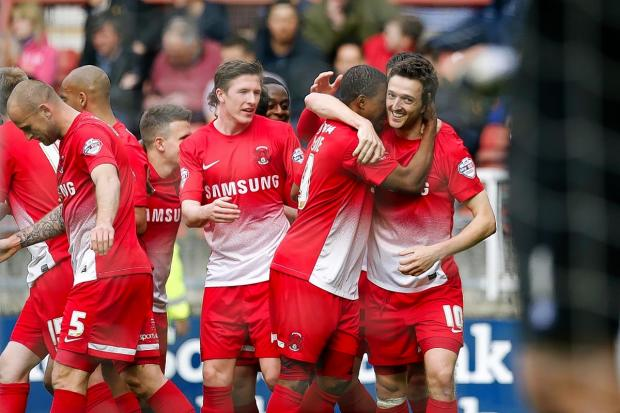 The O's returned to form by thrashing Gillingham on Saturday: Simon O'Connor