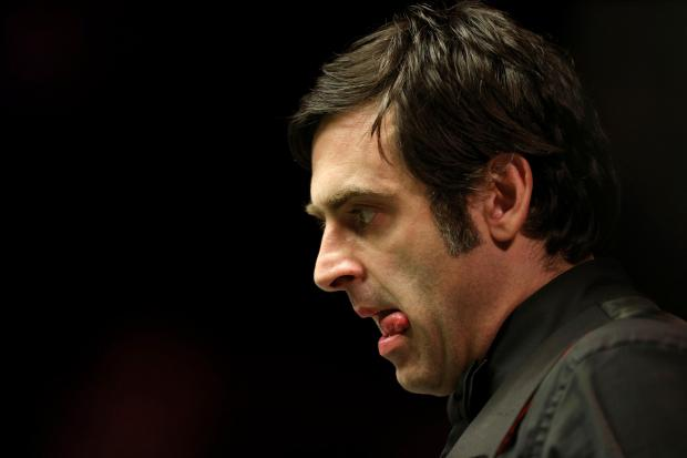 Ronnie O'Sullivan is odds-on to win his sixth World Championship title. Picture: Action Images