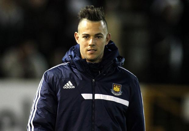 East London and West Essex Guardian Series: Dylan Tombides. Picture: Action Images