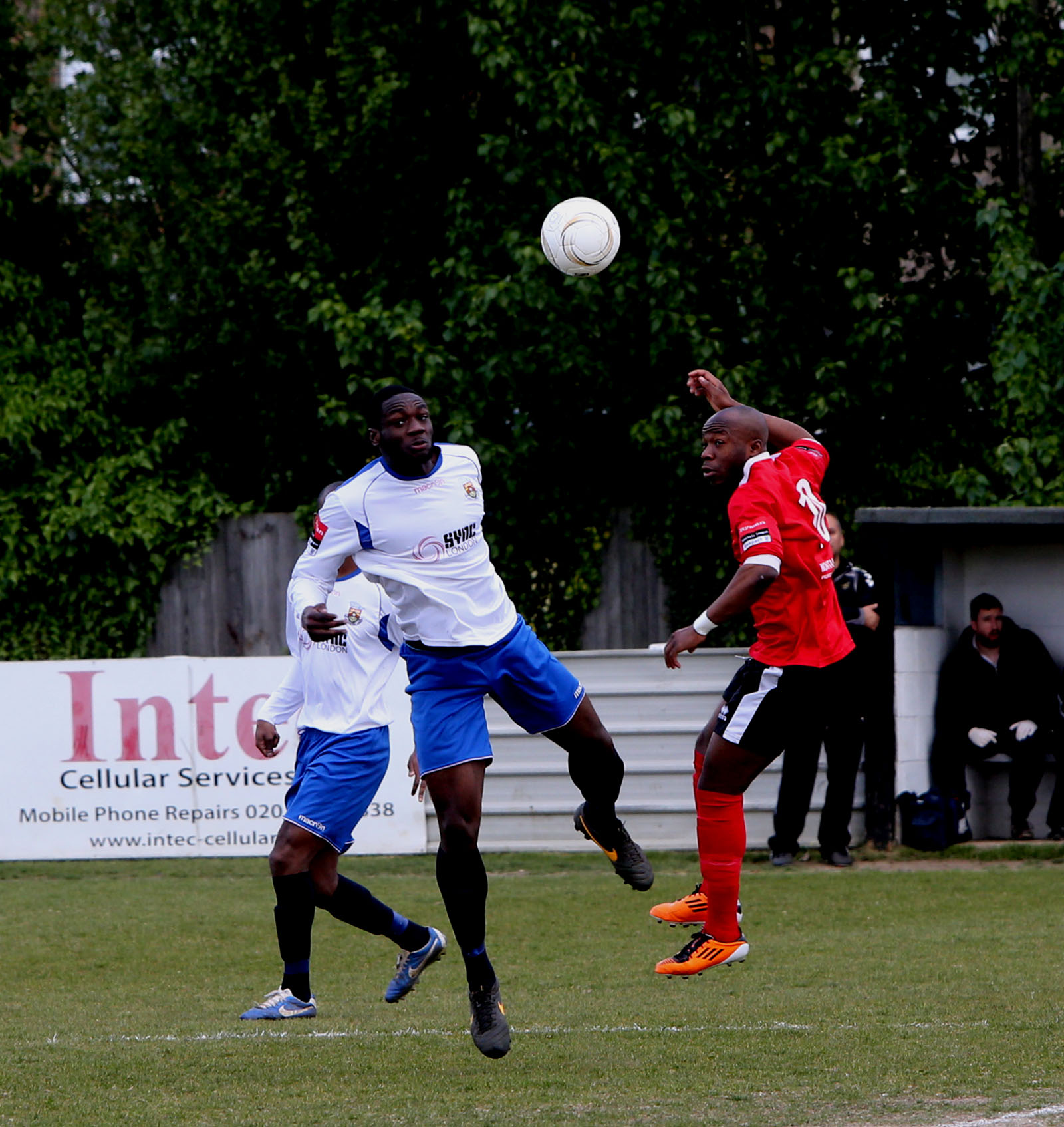 Waltham Forest drew 0-0 with Tilbury on Saturday. Picture: Ken Mears