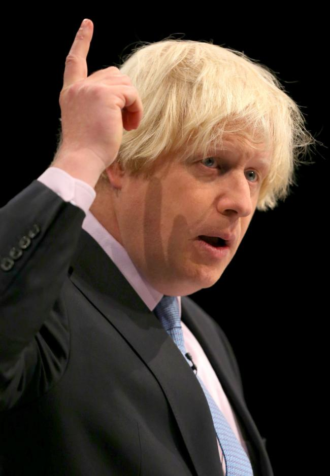Boris Johnson blocked a planned £220million expansion of London City Airport earlier this year