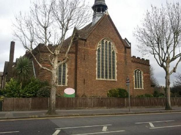 St Gabriel's Church will celebrate its 100th anniversary tomorrow